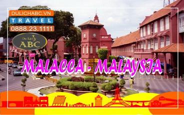 DU LỊCH MALAYSIA: MALACCA – KUALA LUMPUR – PUTRAJAYA