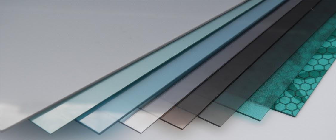tấm nhựa polycarbonate dạng sóng