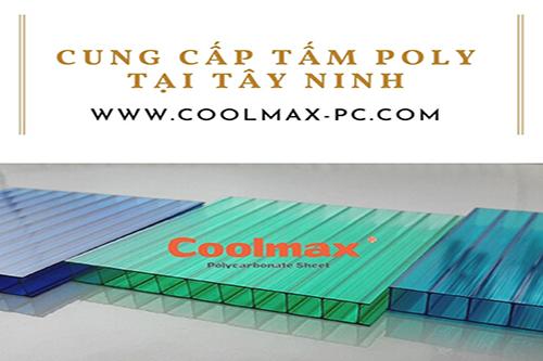 Bảng giá tấm poly tại Tây Ninh