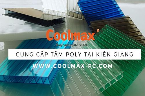 Báo giá Tấm poly tại Kiên Giang