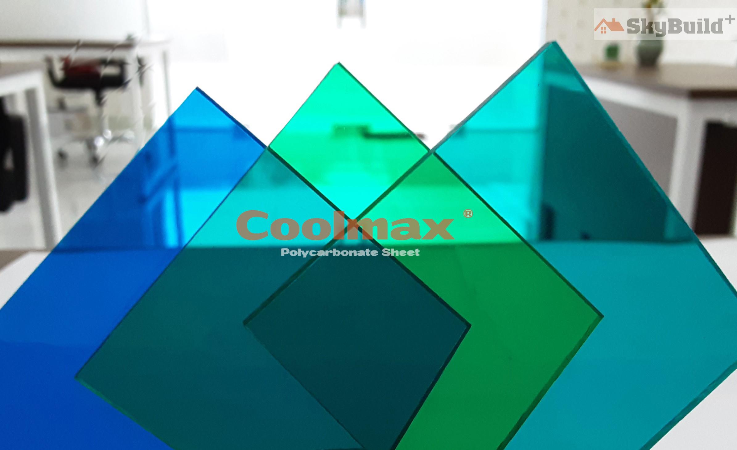 Tấm nhựa thông minh đặc ruột Coolmax