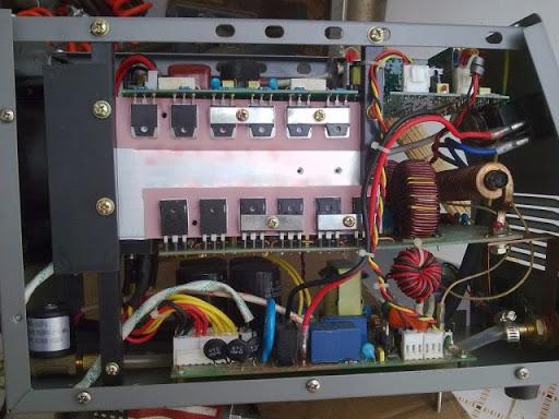 Sửa chữa máy hàn điện tử