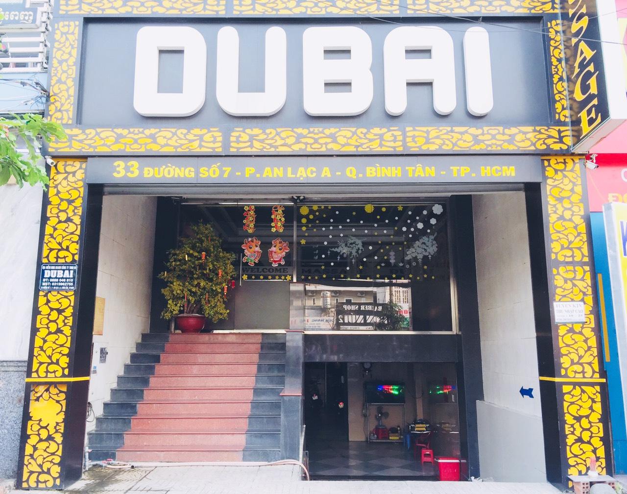 Massage DuBai Binh Tan – DuBai Binh Tan Massage