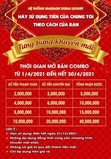 COMBO SIÊU HOT tặng ngay 30,000,000