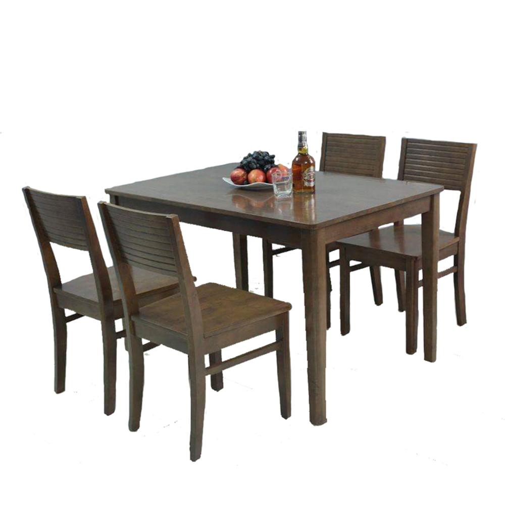Bộ bàn ăn Cherry 4 ghế