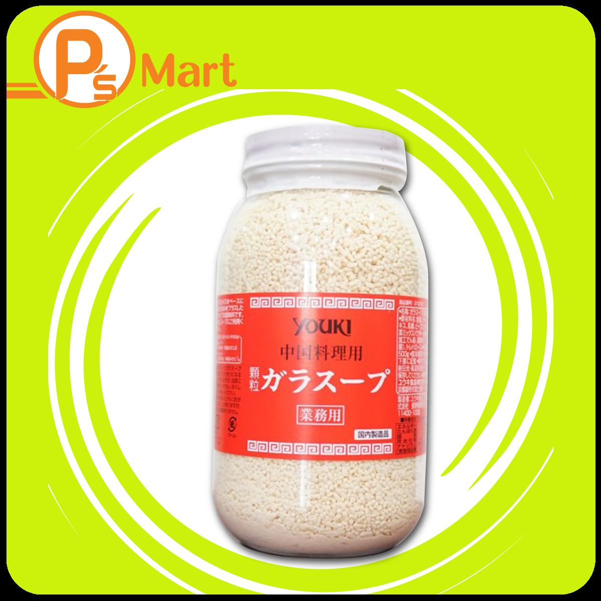 Hạt nêm Youki 500g Nhật Bản