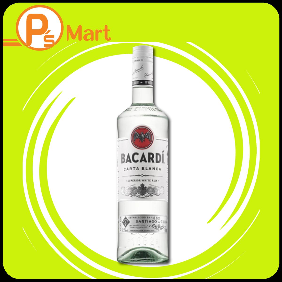 Rượu Bacardi Superior White