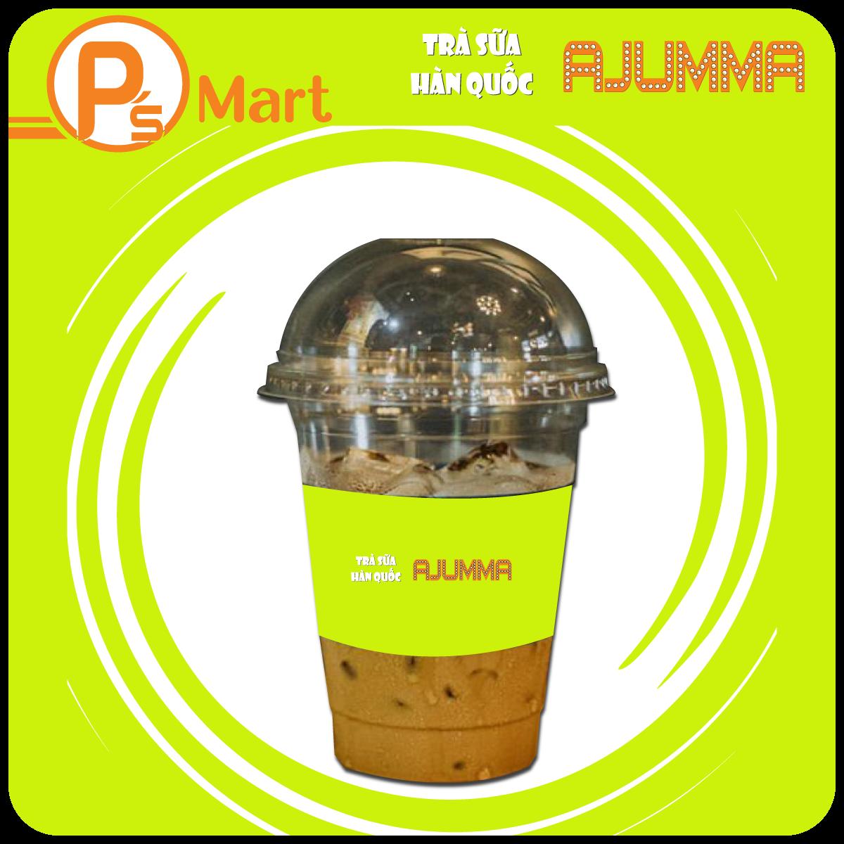 Cafe sữa Ajumma