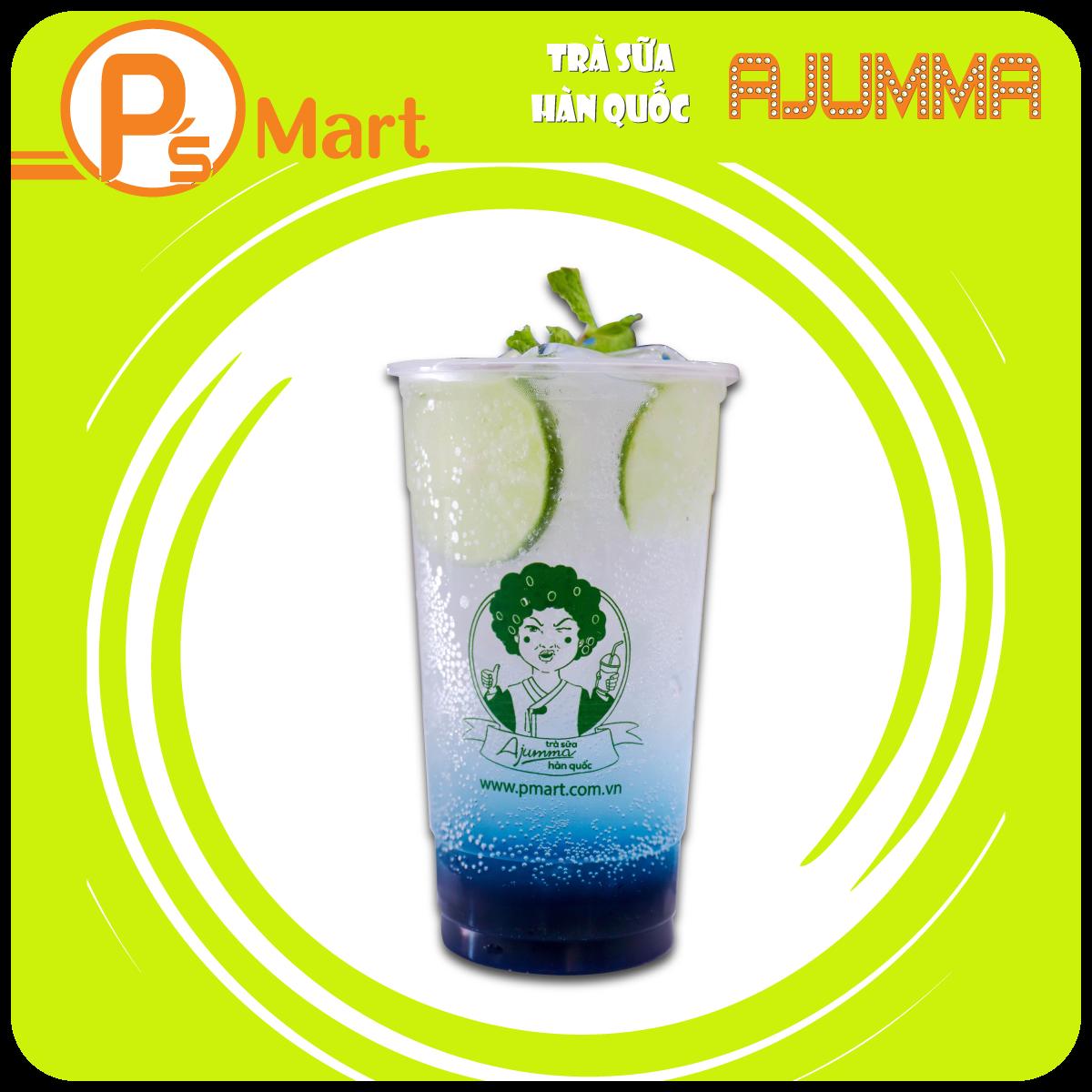 Trà sữa Ajumma – Soda Việt Quất