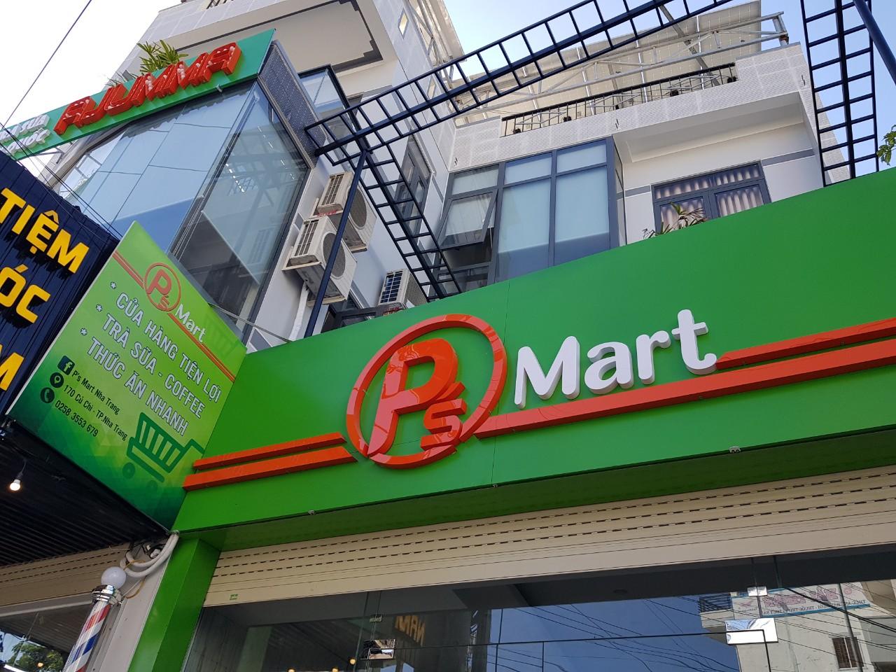 Địa chỉ siêu thị Ps Mart tại Nha Trang
