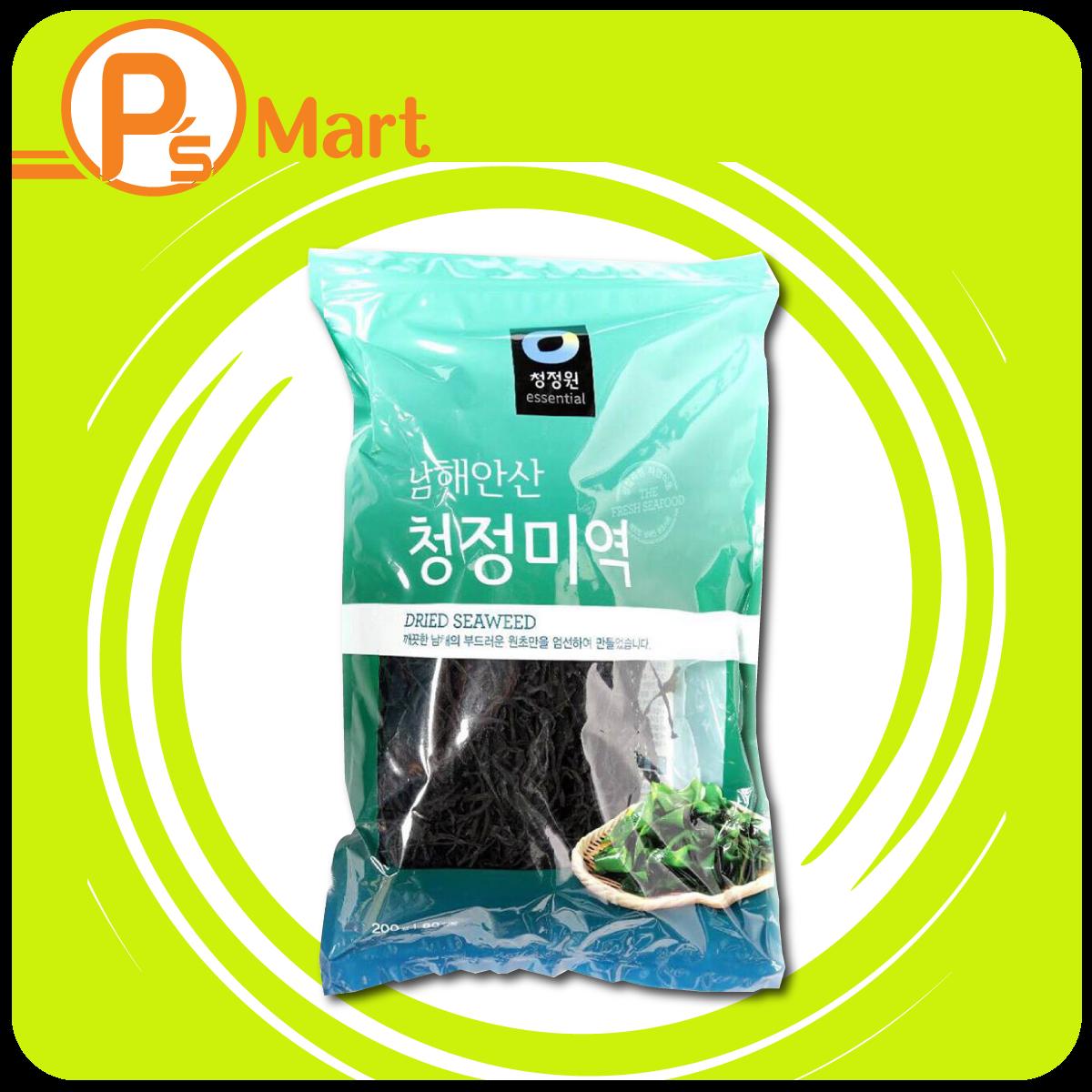 Rong Biển Khô Daesang Hàn Quốc – Dùng nấu canh, làm gỏi 50g