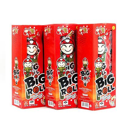 Rong biển cuộn nướng Big bang hộp đỏ 6 gói (cay)