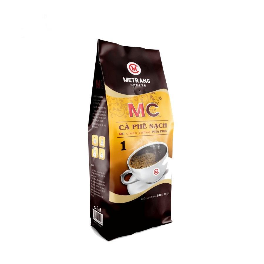 Cà phê Mê Trang Cà phê Sạch MC1 500g