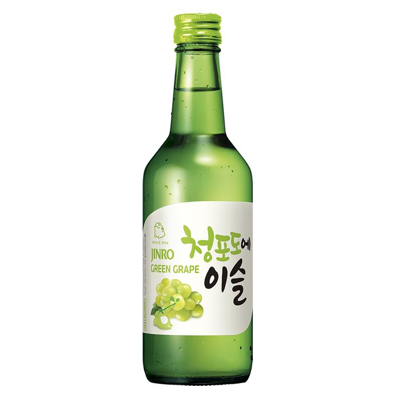 Rượu Soju Chamisu Nho