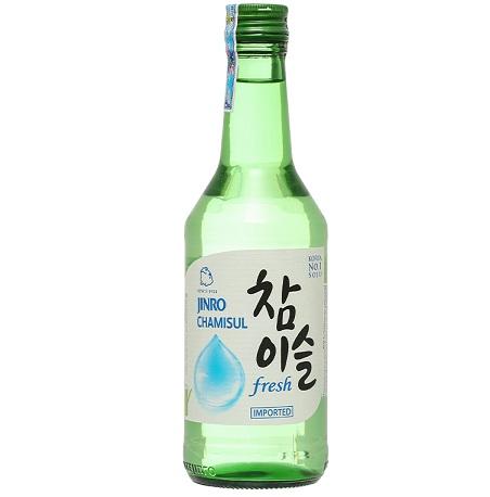 Rượu Soju Chamisu Fresh