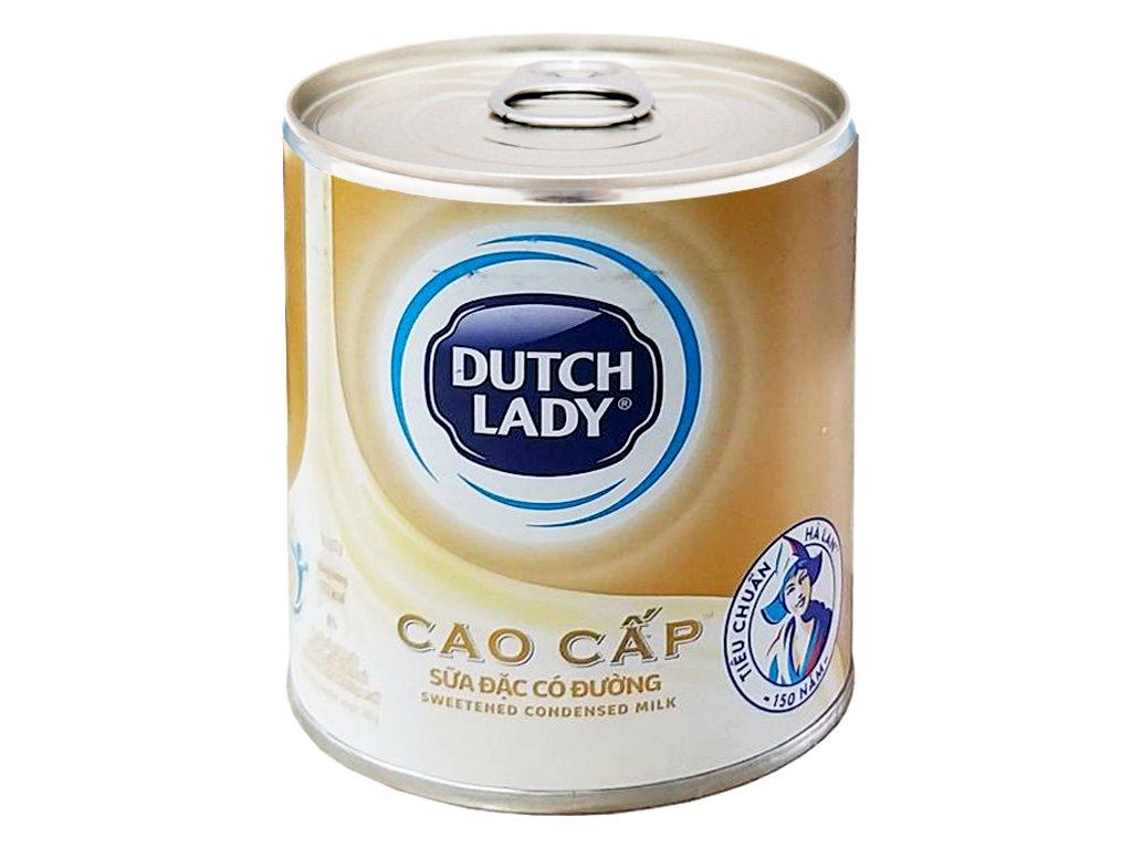Sữa Đặc có Đường Dutch Lady Cao Cấp 380gr
