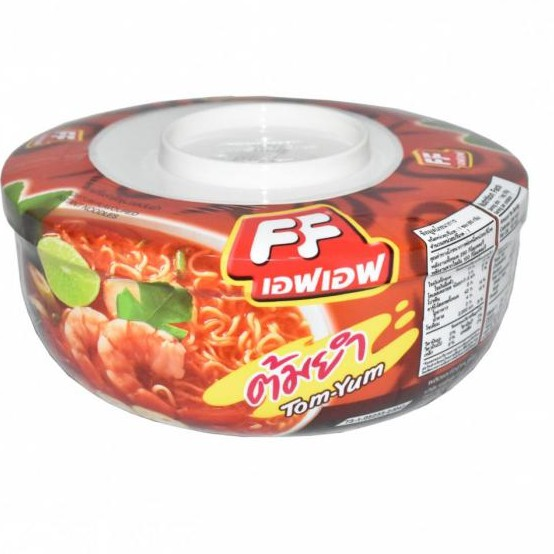 Mỳ tô Tôm Yum Thái Lan (lốc 6 tô)