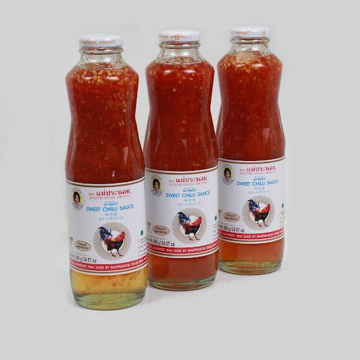 Sốt ớt chấm gà chua ngọt Thái Lan