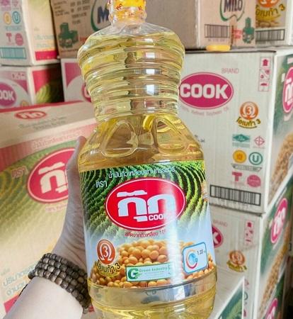Dầu đậu nành Thái Lan 1,9L
