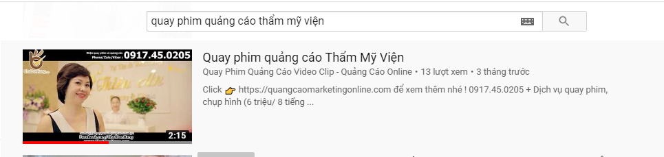 dich vu seo youtube