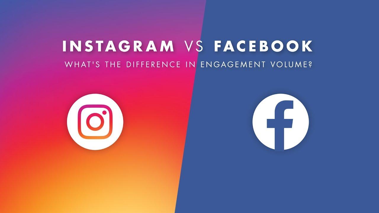 nen quang cao instagram hay facebook