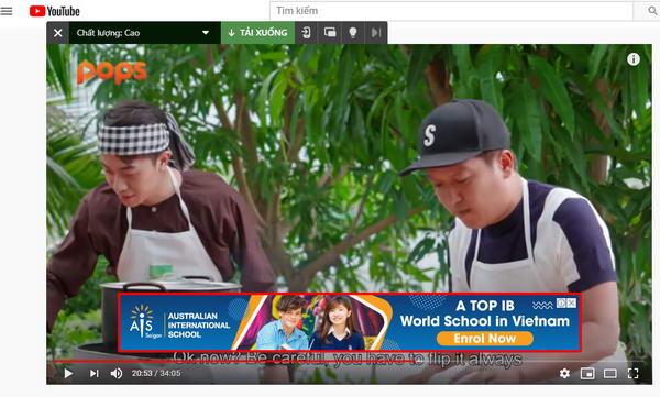 quang cao youtube GDN