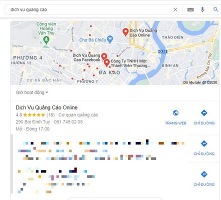 seo map