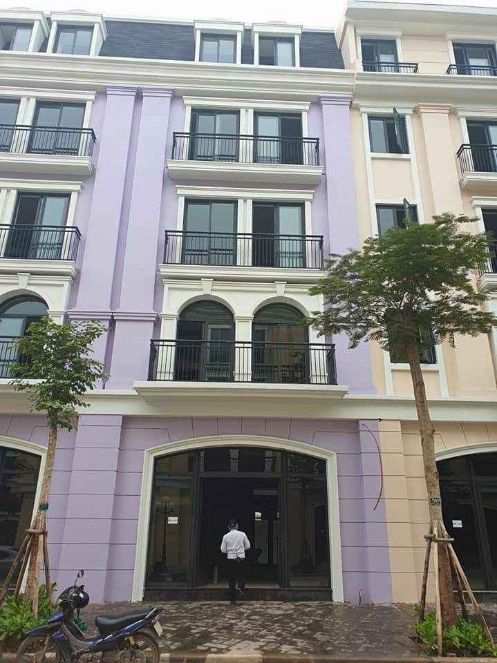 Bán hoặc cho thuê nhà 5 tầng đường Hoàng Quốc Việt Hạ Long, chưa nội thất 0