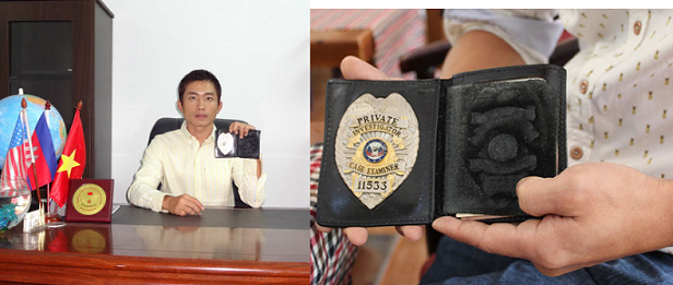 Thám tử uy tín chuyên nghiệp nhất Việt Nam - Công ty thám tử Lương Gia tại Sài Gòn uy tín nhất 0